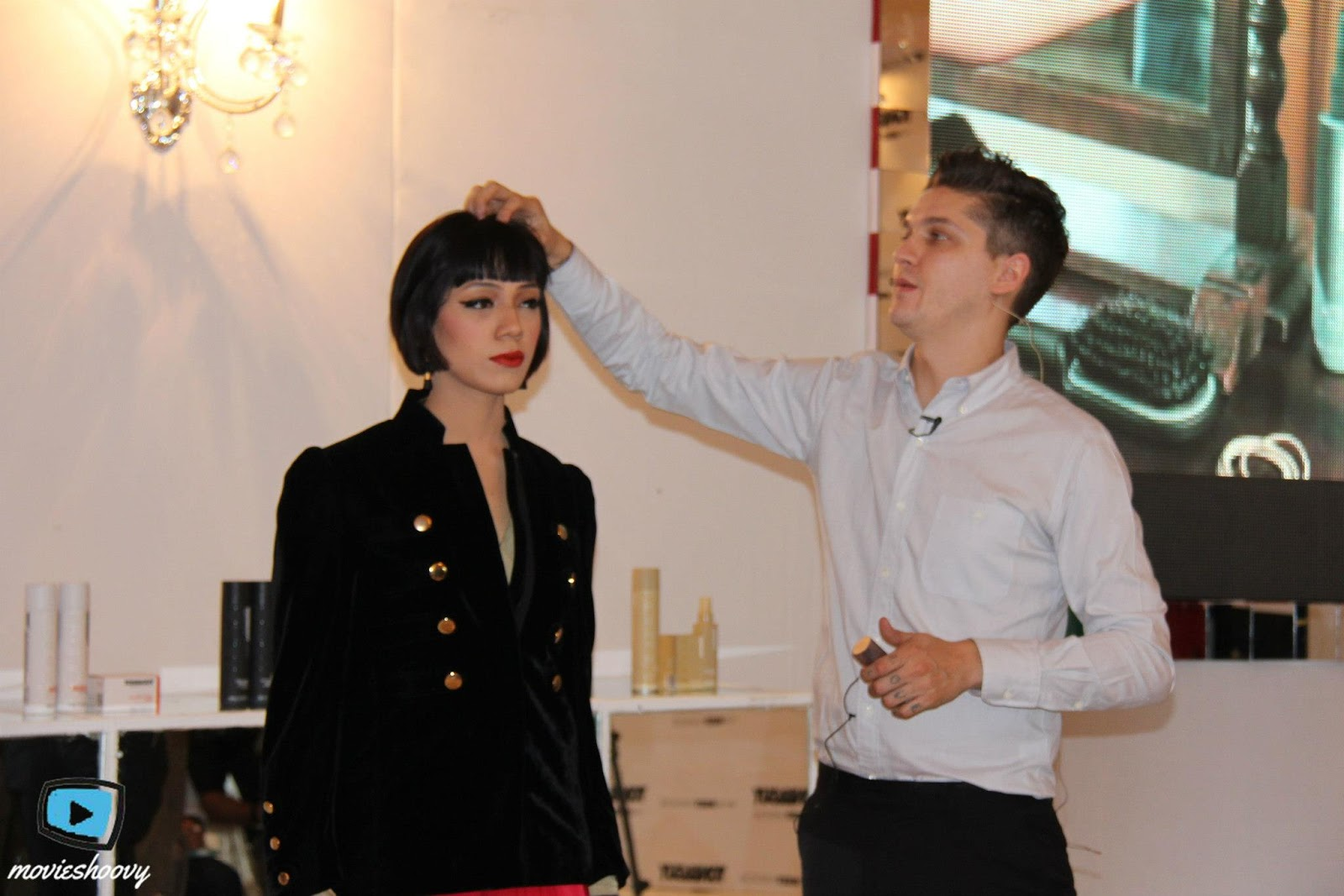toni and guy hair meet wardrobe thailand bomb
