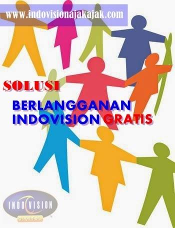 Promo Gratis berlangganan Indovision