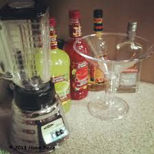 Blender with ice or just mix!