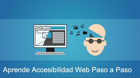 Curso accesibilidad web online