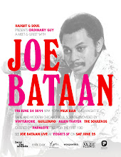 JOE BATAAN :: MEET & GREET :: JUNE 24TH (SF)