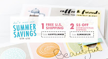 Altenew Free Shipping Promotion