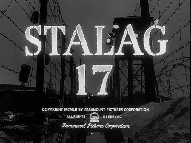 Imagen de los créditos iniciales del film con el sello de Paramount Pictures.
