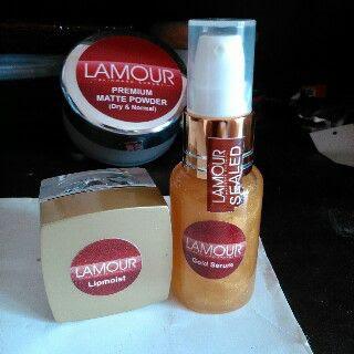 Toko Online Lamour Skin Care - Jual Kosmetik Perawatan Kulit Wajah dan Tubuh