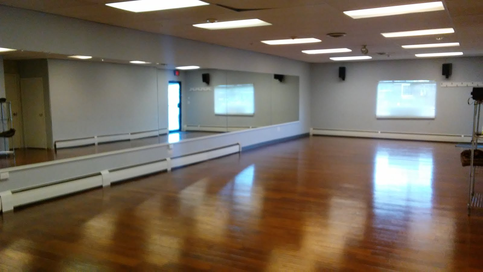 New Studio in Lincoln, Rhode Island