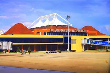 Bandara Sultan Mahmud Badaruddin II Palembang. ZonaAero