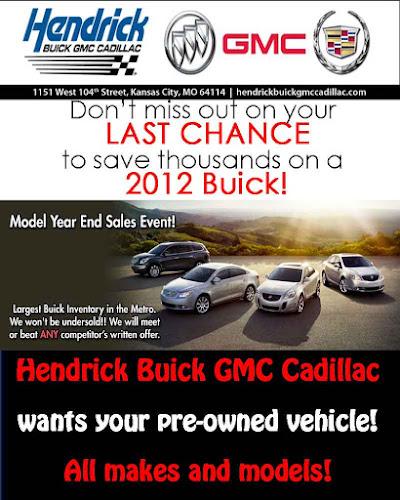 Hendrick Buick GMC (@BuickGMC_KC)   Twitter