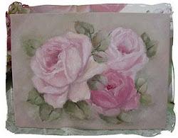 Cuadro: Románticas  rosas