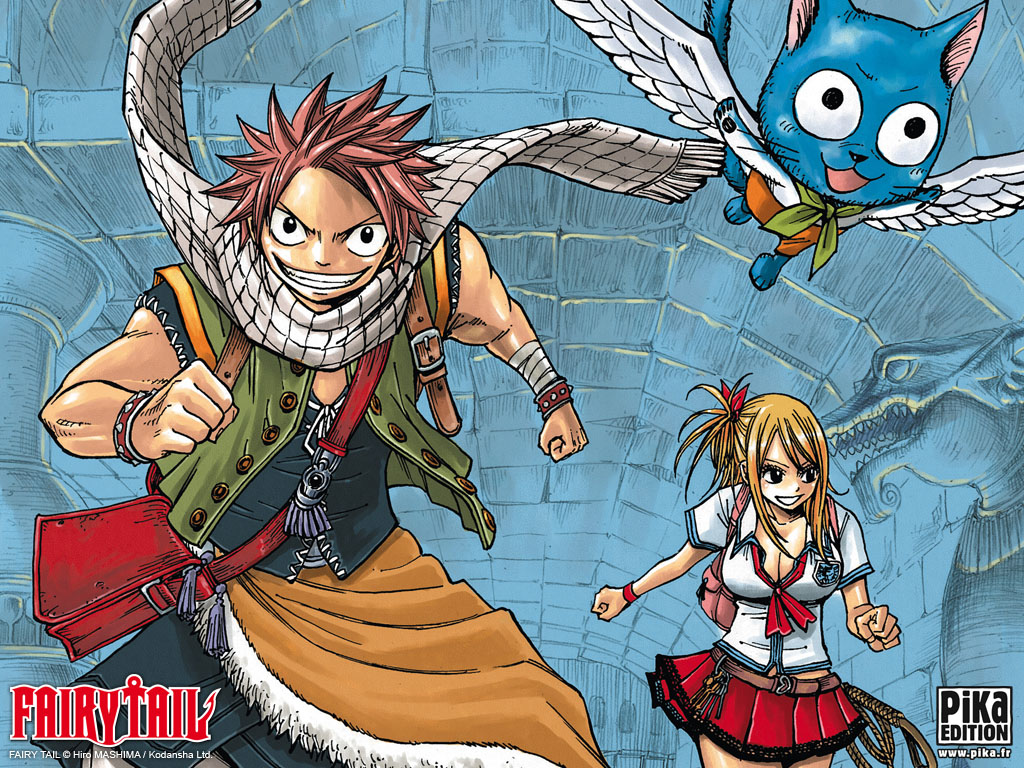 Khairul's Anime Collections: 41 Fairy Tail anime wallpaper