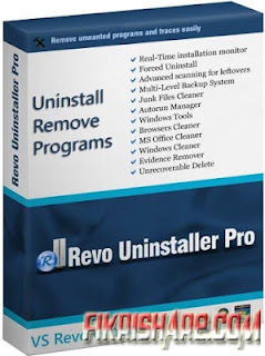 Revo Uninstaller Pro 3.0.1 Full Crack