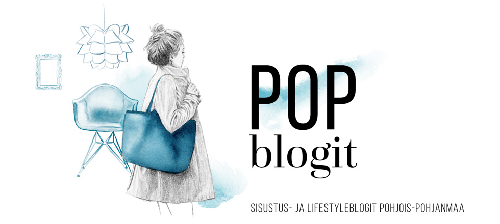 Pohjois-Pohjanmaan Sisustus- ja Lifestyleblogit