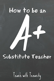 How to be a great substitute teacher