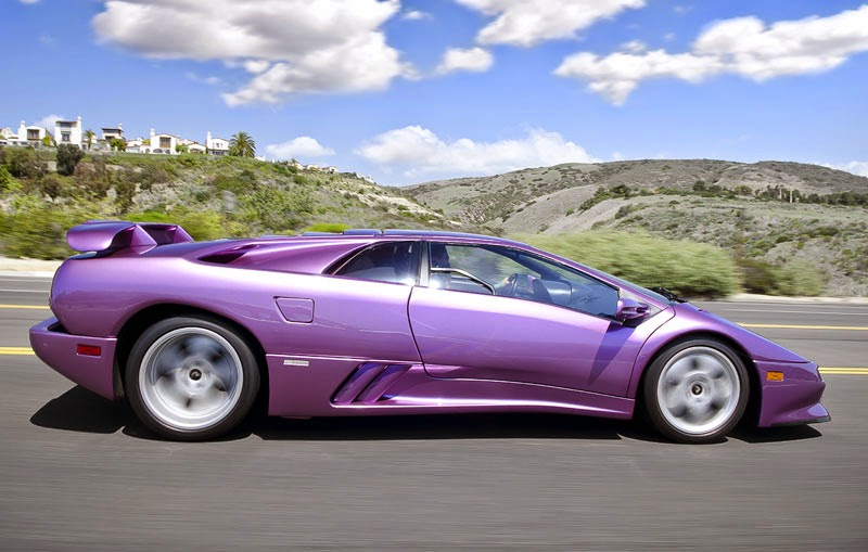Lamborghini Diablo Antiguo Informacion Del Coche