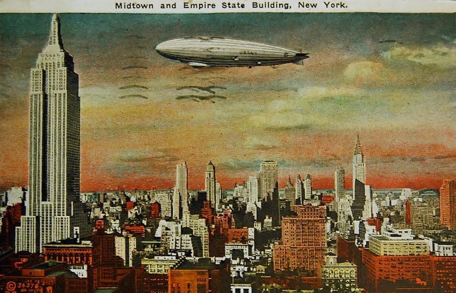 postcard new Vintage