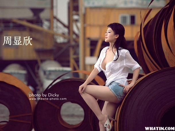 131AV14FF 12N0 Ngôi sao xinh đẹp sexy nhất Hongkong