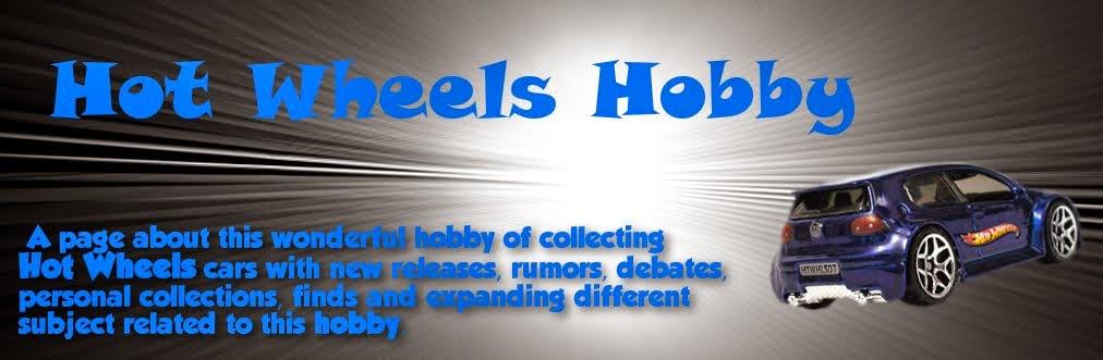 Hot Wheels Hobby