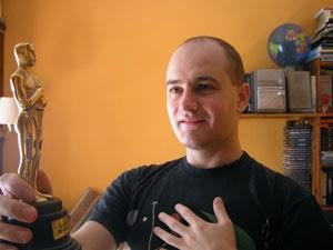 Carlos del Río y su momento Oscar