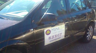 Magnétique pour véhicule à aix-en-provence, marseille, gardanne