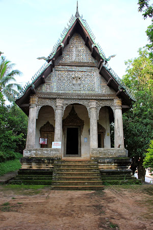 Wat Pa Houak (collina Phou Si)