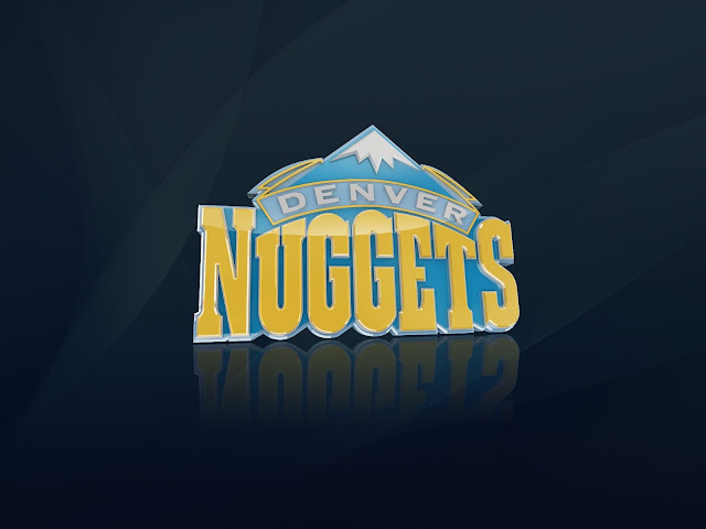 Denver Nuggets - NBA wallpapers for iPhone 5