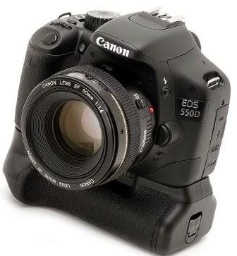Harga Canon EOS 550D