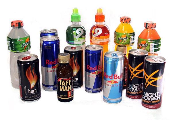 Bebidas energéticas e isotônicas: perigo para os dentes