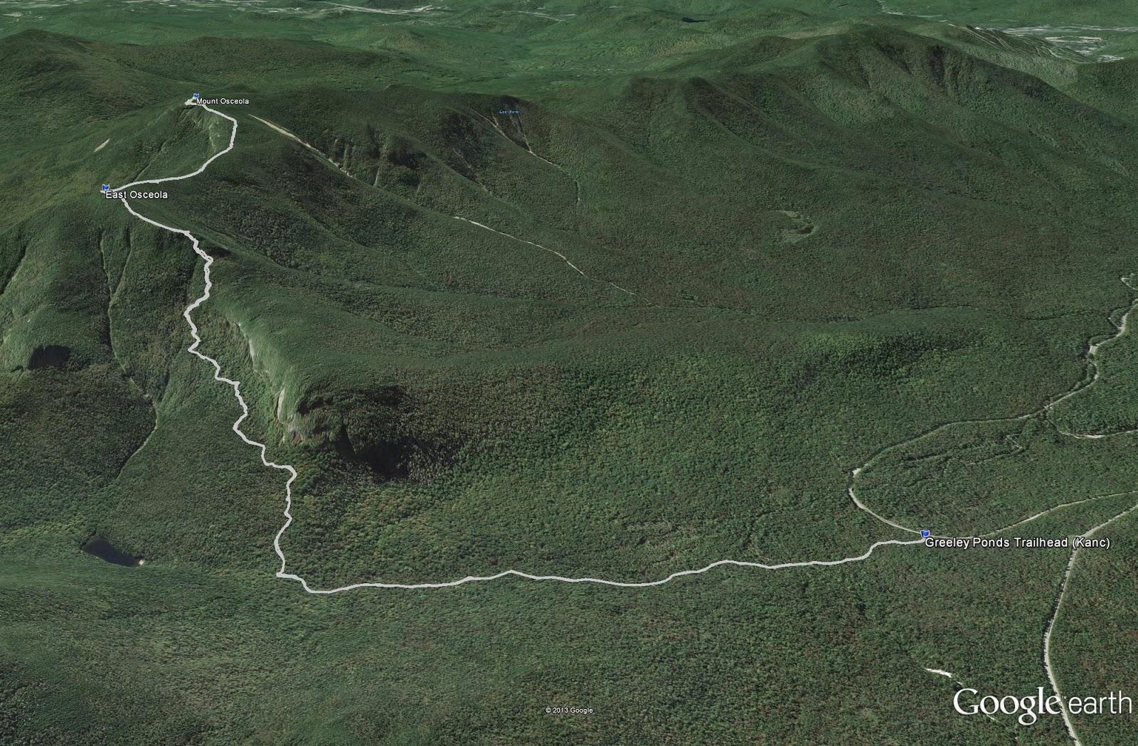 Osceolas Mt Osceola East Osceola NH