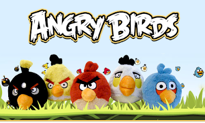 Angry Birds Game For Symbian Phones