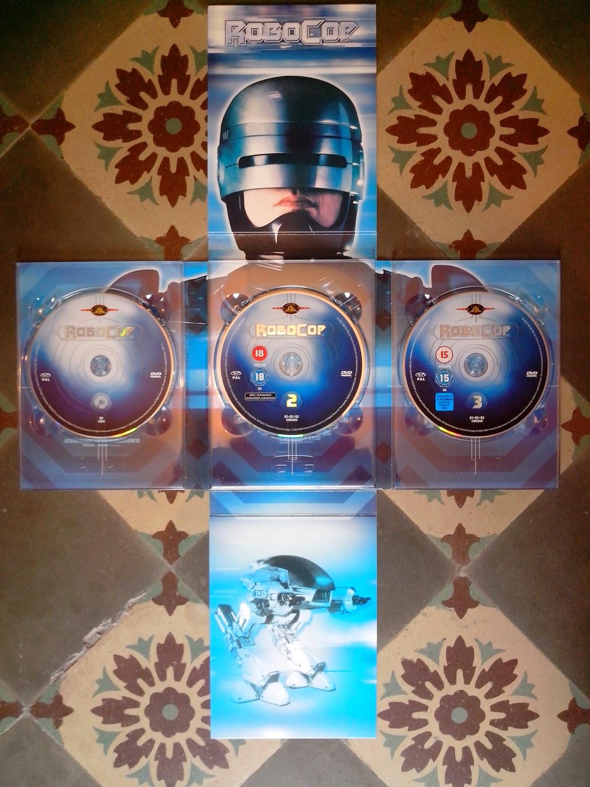 Divers DVD a vendre Robocop%2B2
