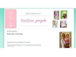 Mein Blog PeeWee People
