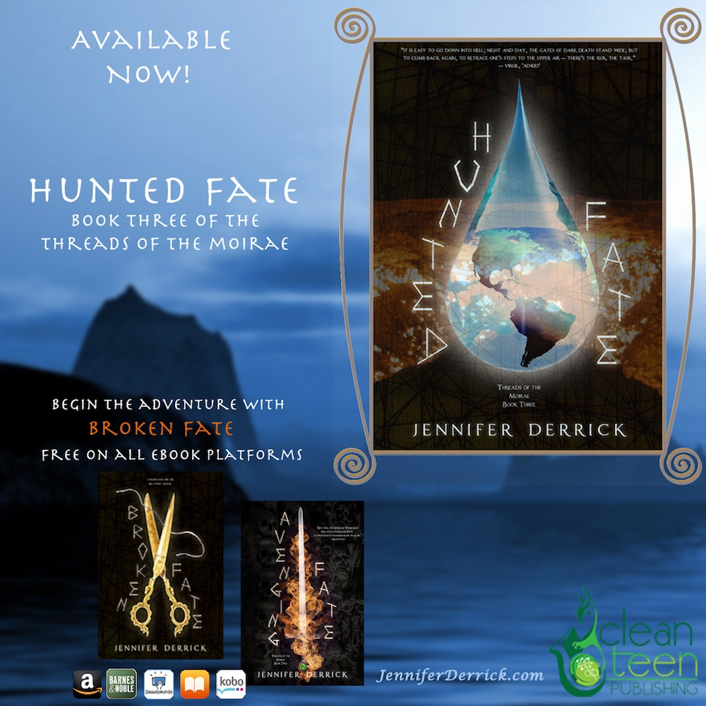 Hunted Fate Release Blitz