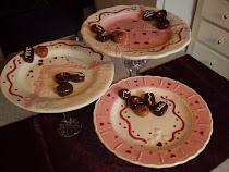 Shabby Cupcake Stand II