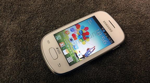 Gambar Samsung Galaxy Tipe Star S5282