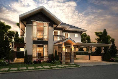 Lombardy House and Lot Guadalupe, Cebu City 2 Storey Single Detached 5BR