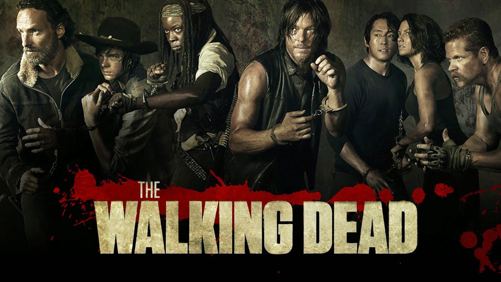[ดูซีรี่ย์ฟรี ออนไลน์] The Walking Dead Season 5 Ep.1 [พากย์ไทย]