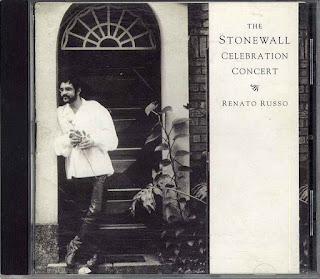 Renato Russo - The Stonewall Celebration Concert CD Capa