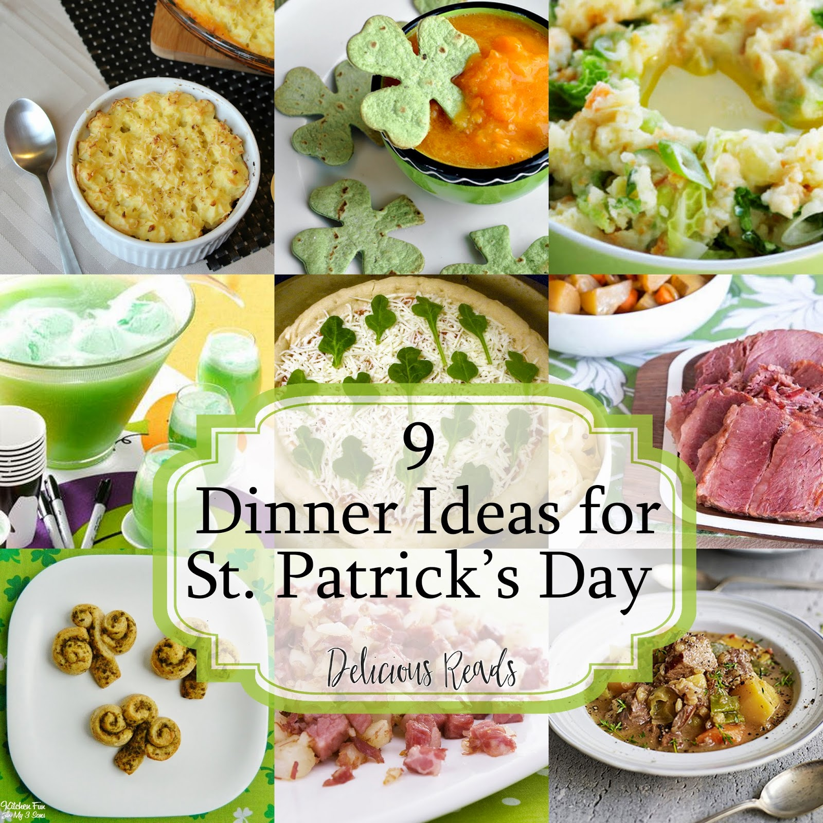Irish dinner recipes easy