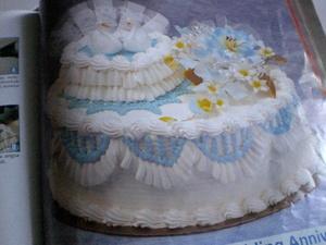 aneka kue maknyos contoh kue pengantin
