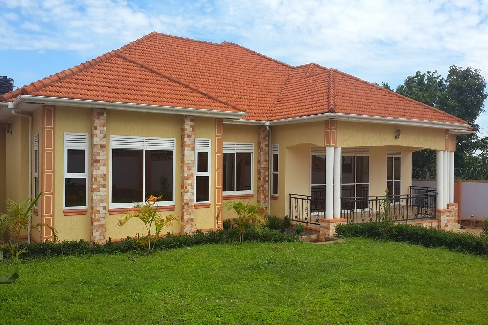 Houses for sale kampala uganda house for sale najjera Houses plans for sale