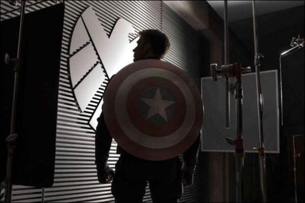 Capitão América 2 - Veja as primeiras fotos oficiais do filme!