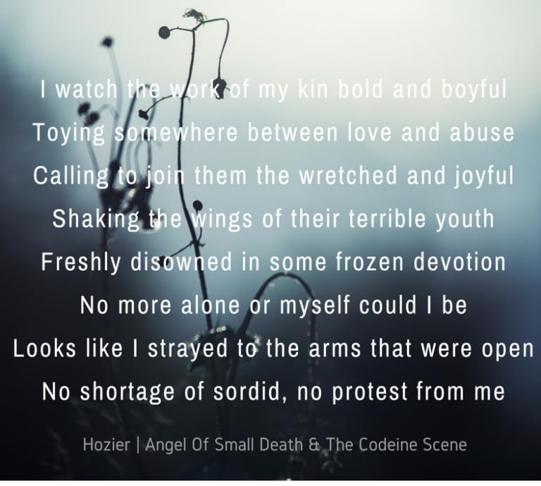 Lyric frozen songs lyrics : Breathing Silver Linings: 10 Of My Favourite Lyrics