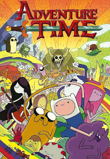 Hora de Aventura (Adventure Time) Temporada 05 Audio Latino