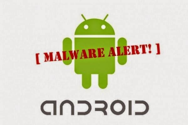 Vírus no Android