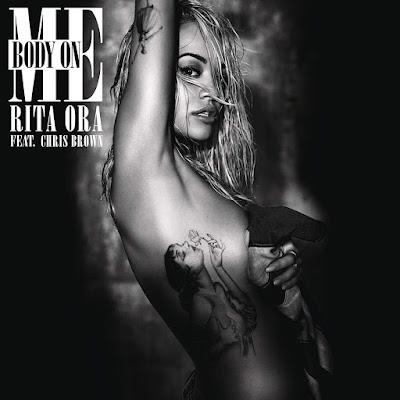 Rita Ora - Body on Me (feat. Chris Brown) - Single Cover