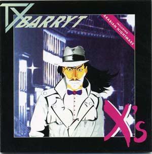 TX Barryt - X\'s (1991)