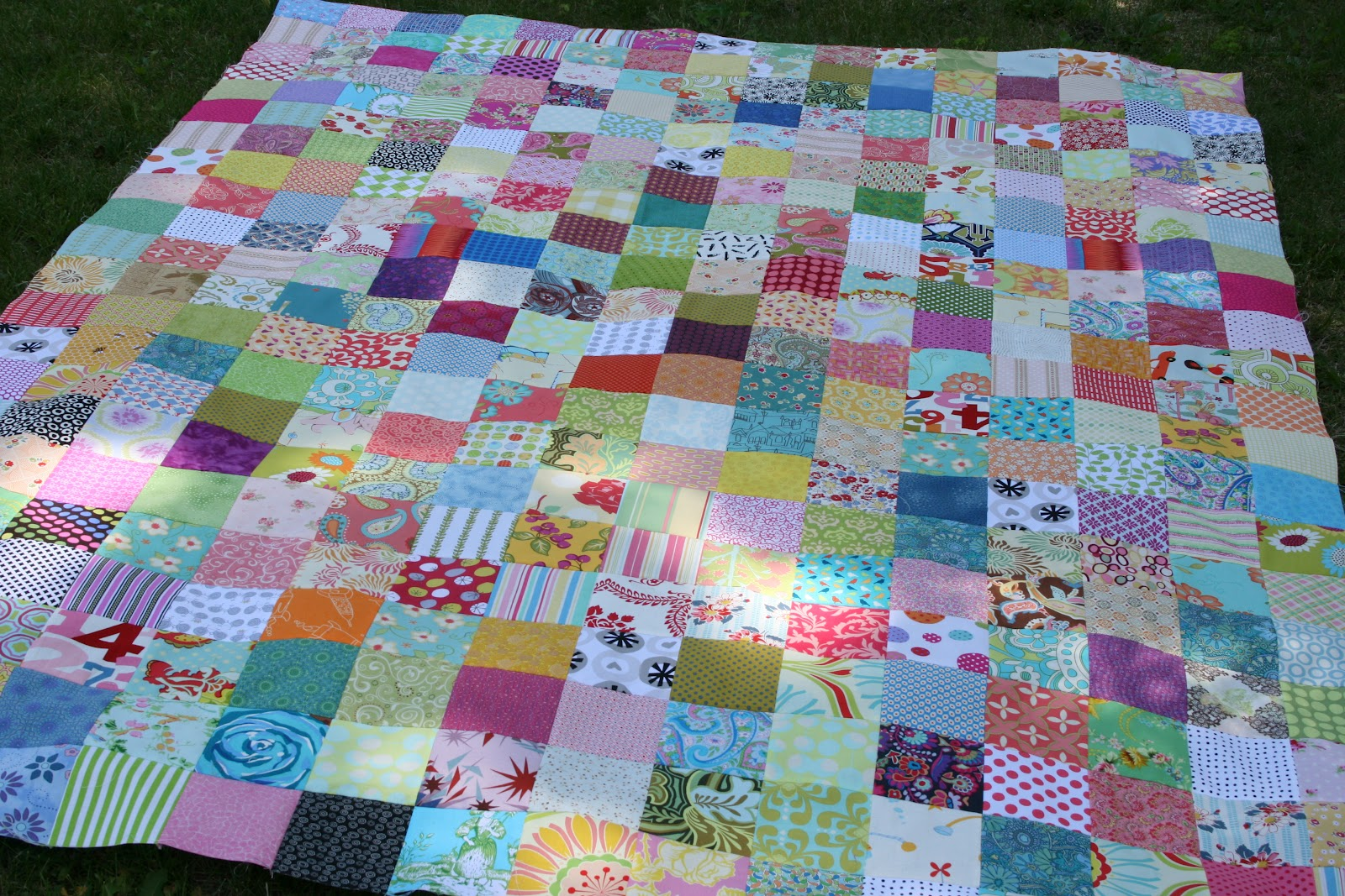 Crazy Mom Quilts Patchwork