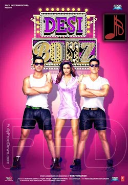 Chàng Desi - Desi Boyz 2011 (2011) Poster