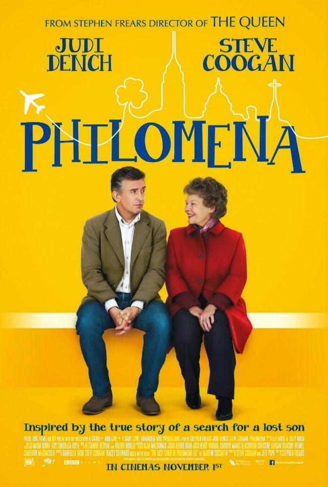 Philomena 2013 DVD