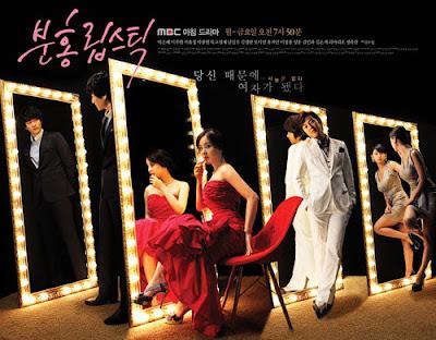 Pink Lipstic Korea Drama