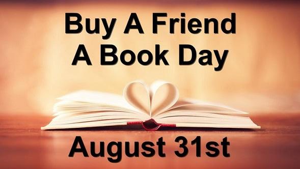 Buy A Friend A Book Day